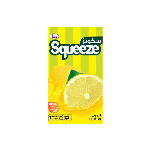 Squeeze Limon Suyu 25 g resmi